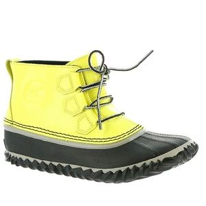 SOREL Out and About Rain Boots
